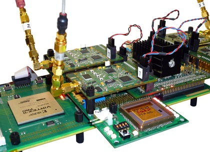 Real-time 4x4 MIMO-OFDM Testbed
